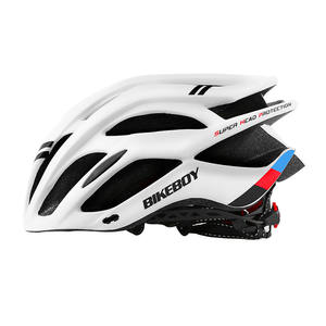 Best Selling High Density EPS Foam and PC Material Integral Molded Adjustable Adult Cycling Bike Helmet