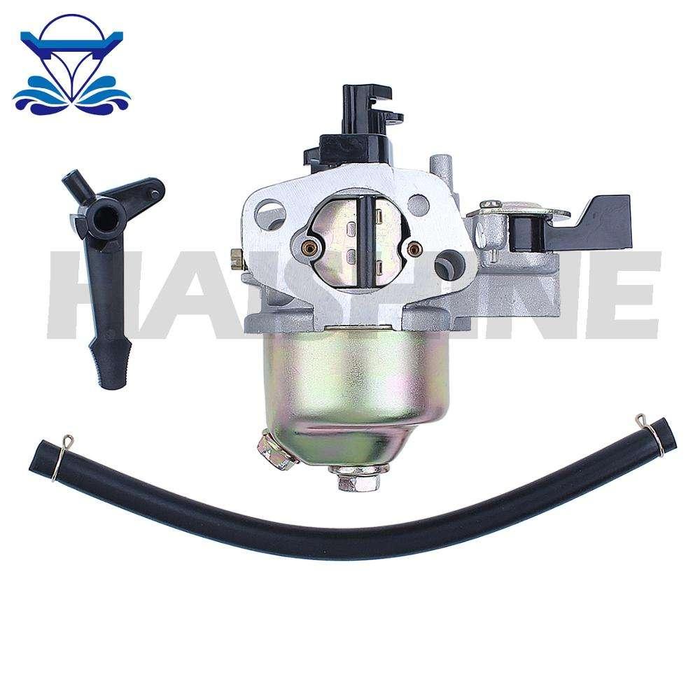GOOFIT Carburateur de joint de carburateur Carb pour le moteur de GX160 GX168 GX200 5.5hp 6.5hp