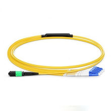 WHB&R MTP MPO Singlemode fiber G657A2 12F 3.0mm cable/Ribbon cable, IL  less than 0.5dB, RL more than 55dB