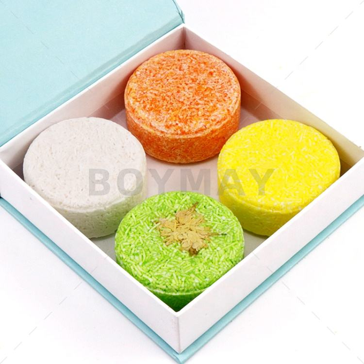 Wholesale Private Label Custom Fragrance Factory Supplier Natural Solid Shampoo Soap Bar