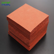 High density Heat Resistant Silicone Foam Sponge Sheet