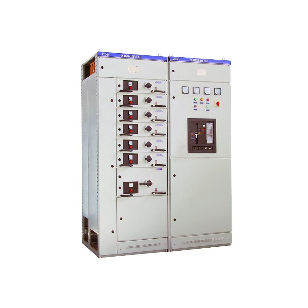 Custom Fixed Lt Switchgear Panel For Distribution Transformer
