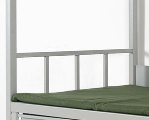 Wholesale Metal Frame Bunk Beds School Beds Metal Single Bed