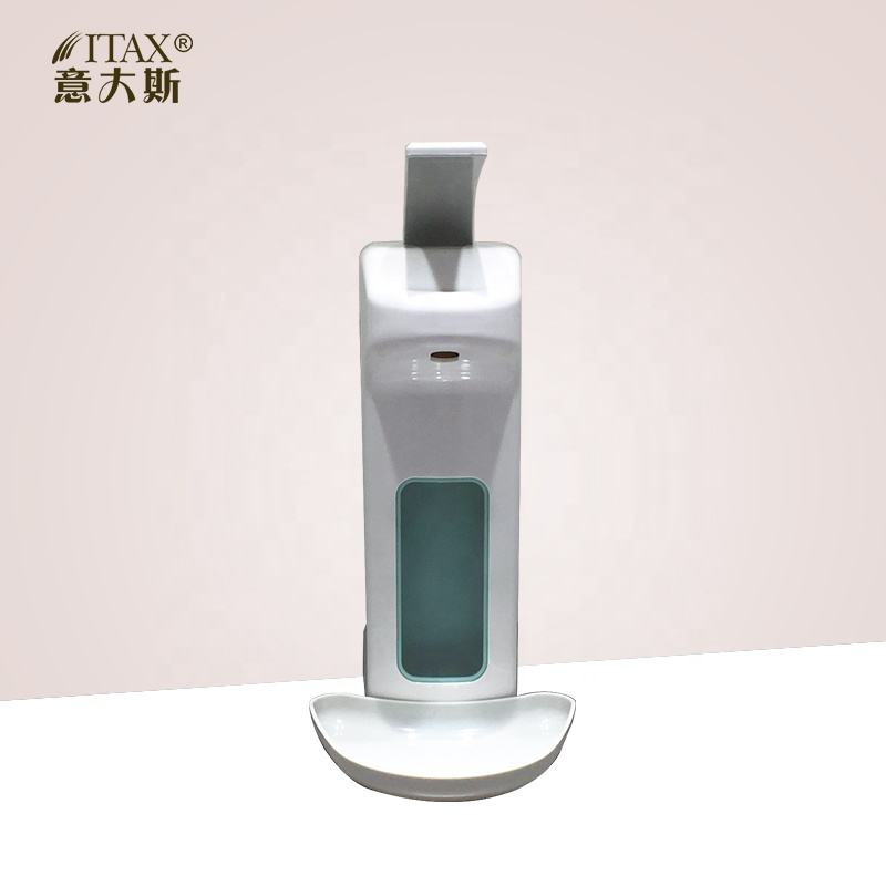 1000ml X-2261 Elbow sanitizer dispenser wall-mounted hospital medical device ABS sprayer hand cleaning gel holder Soap Dispenser