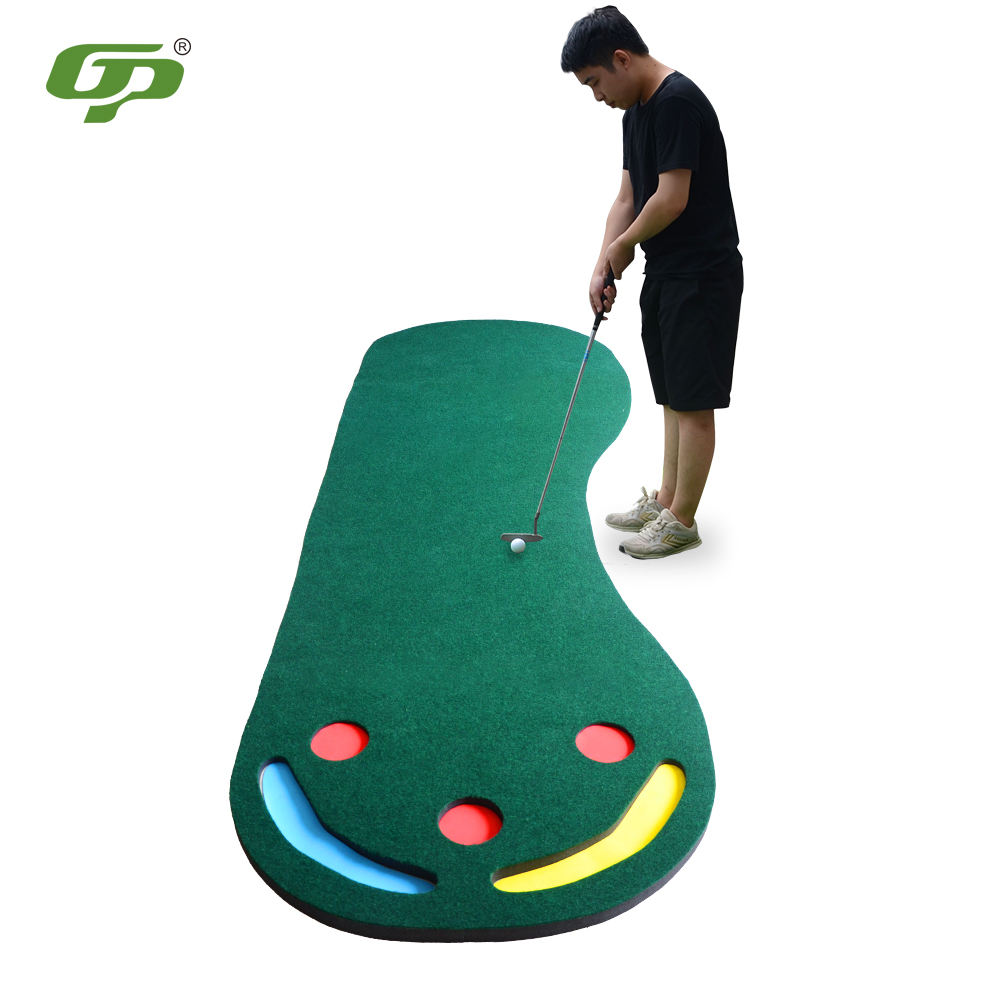 GP Minigolf Office Putting Set Minigolf Platz 3 '* 9'
