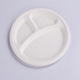 Eco-Friendly 100% biodegradable disposable sugarcane bagasse tableware dinnerware plates