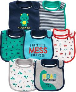 Customized Cheap Baby Bib For Promotional
