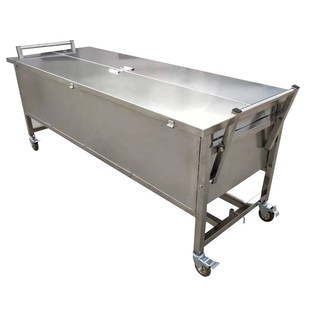 Chinese mortuary products anatomy dissection table factory supply