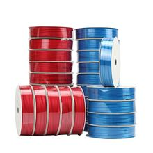 "Factory Price Stock 196 Colors 1/8"" 3mm Rolls Double Face Satin Ribbon For Earloop Crafts"