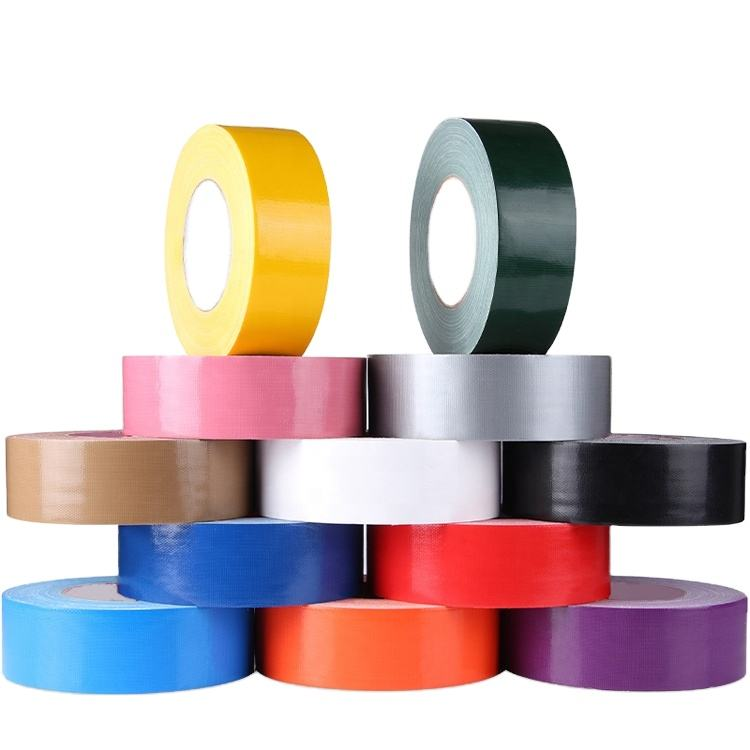 Offer Printing [ Tape ] All Kinds Of Tape Duct/Cloth Tape Gaffer Tape For Carpet Jointing/Sealing China Manufacturer