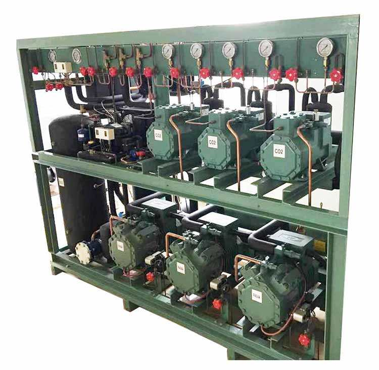 refrigeration units water-cooling refrigeration condensing units of Bitzer compressor