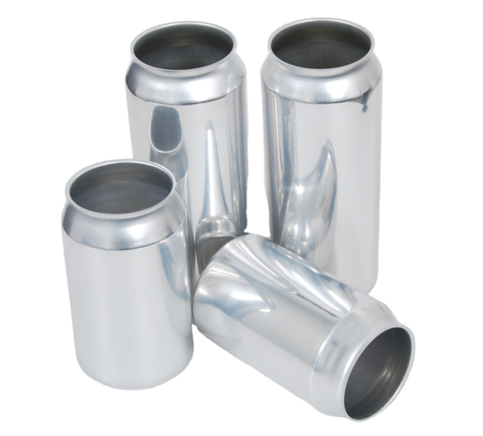 355ml/ 473ml Beer Aluminum Cans Manufacturer Beverage Soda Can