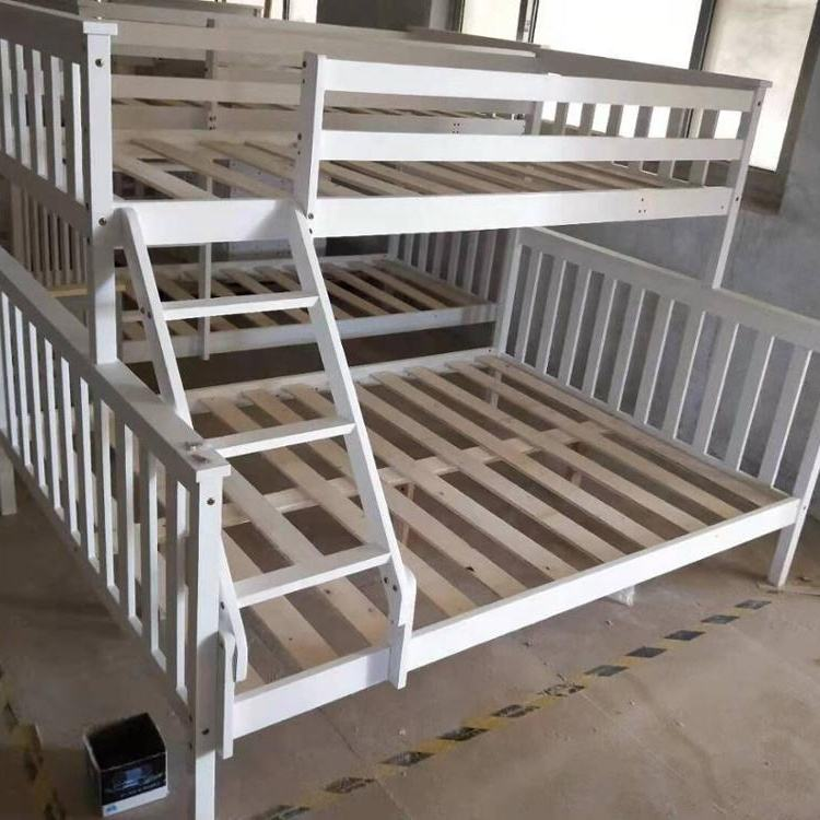 Bunk bed for juvenile monther children furniture