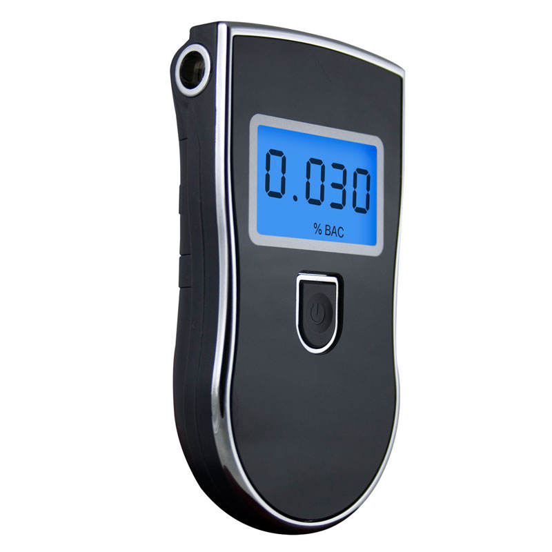 breathalyzer/dual display alcohol breath tester/lcd digital display