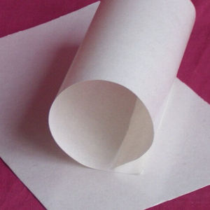 insulation thin flexible heating resistance Mica Paper for electrical Insulation