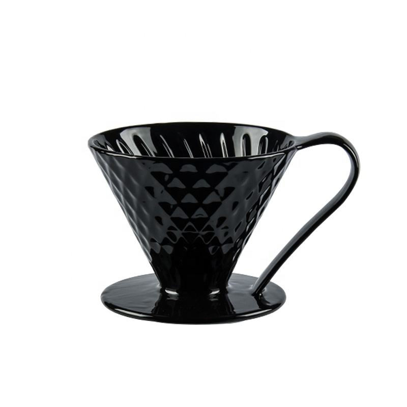 Favourable Price High Cost-Effective Delicate Coffee Tools In Stock Filter Coffee Cup,Pour Over Coffee Driper, Coffee Filter Cup