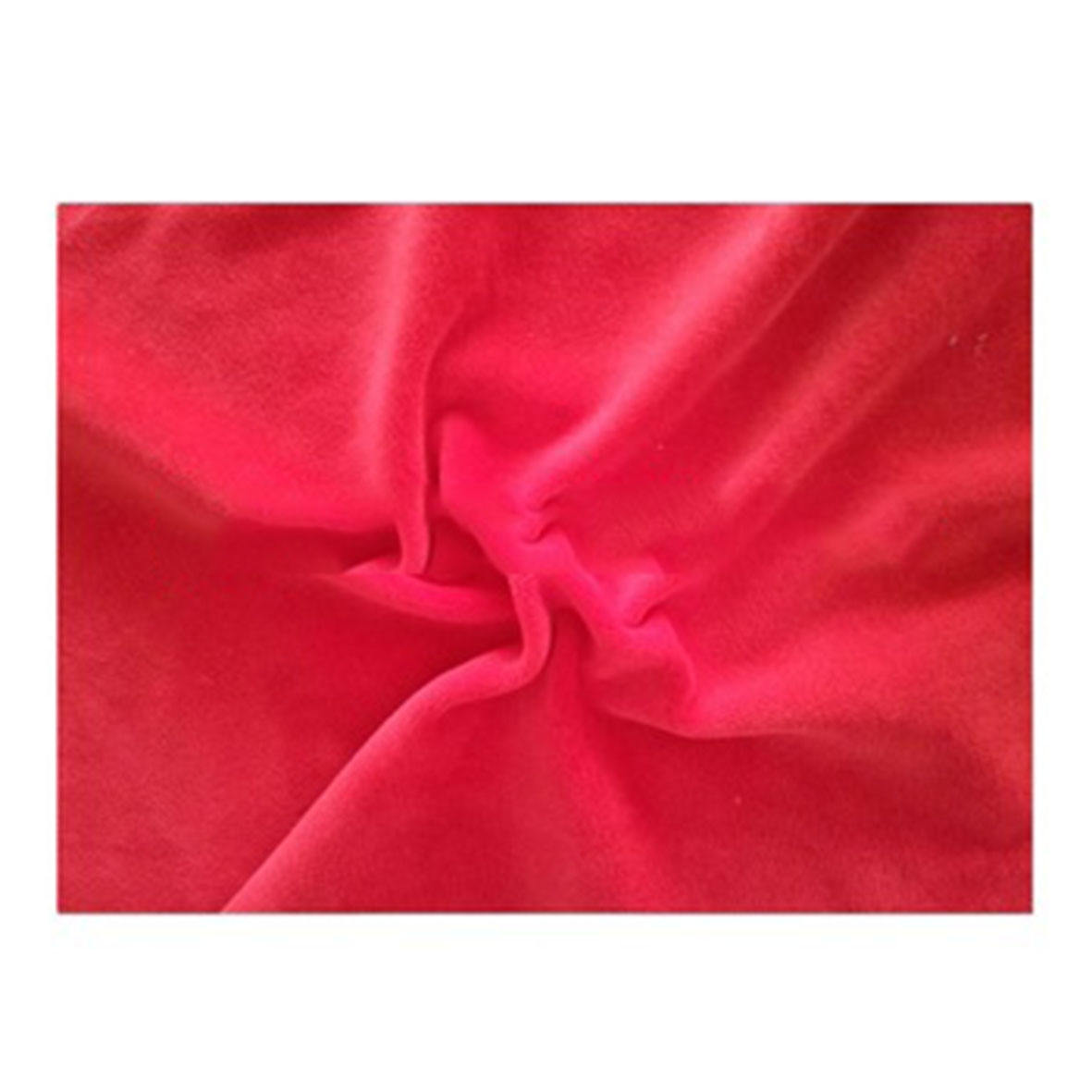 cvc velour 80 cotton 20 polyester fabric for garment