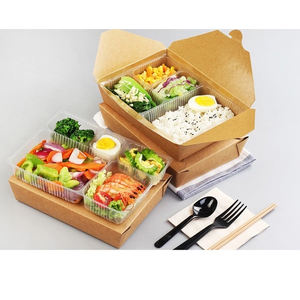 Free Sample For Take Away Packaging Food Lunch Box