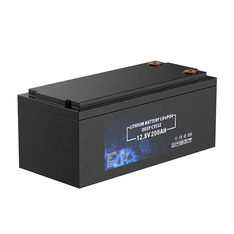 Deep Cycle Lithium Iron Phosphate Battery BMS 12V 24V 48V 72V lifepo4 batteries 100Ah 200Ah 280Ah lithium battery solar storage