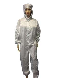 Cheap Overalls Anti-static Overalls China Manufacturer Cheap Unisex ESD Anti-Static Cleanroom Work Protective Overalls