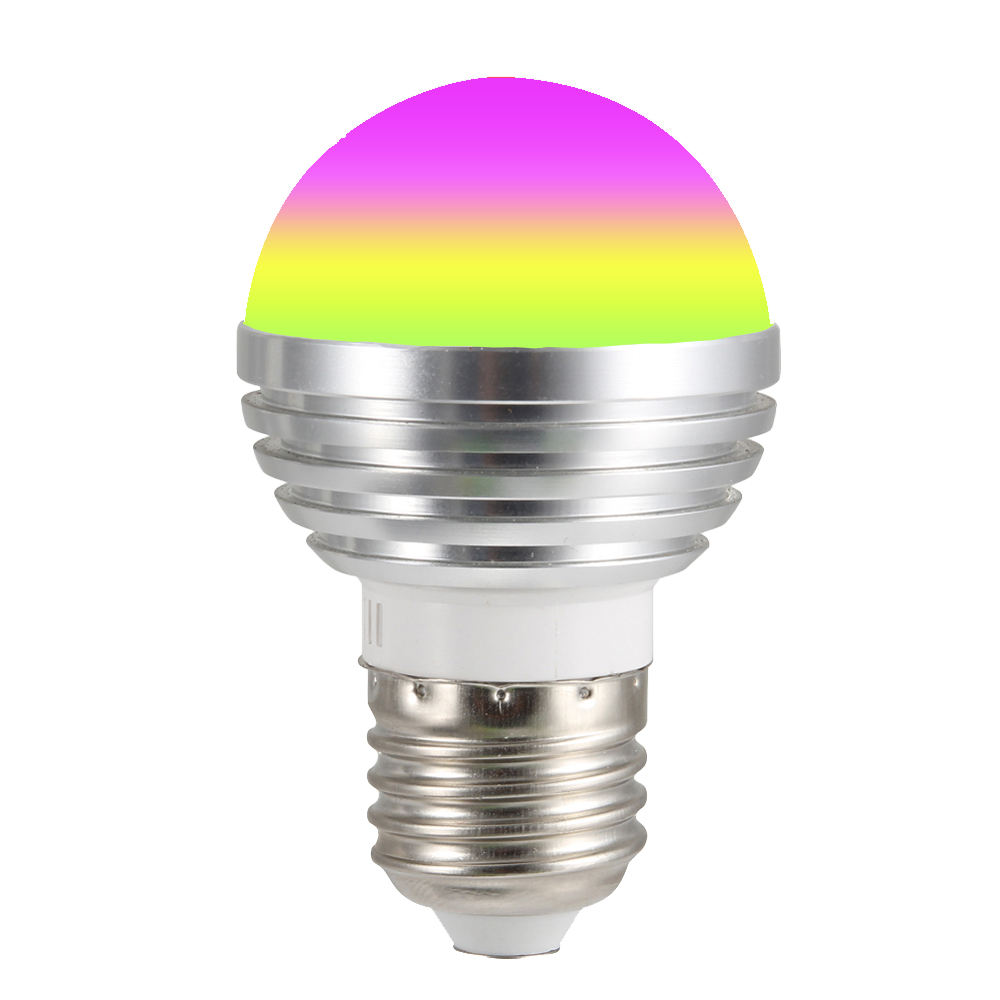 Dimbare Smart Bulb Wifi Afstandsbediening <span class=keywords><strong>E27</strong></span> Led App Bedienen Alexa Google Assistent Wake Up Light Bulb