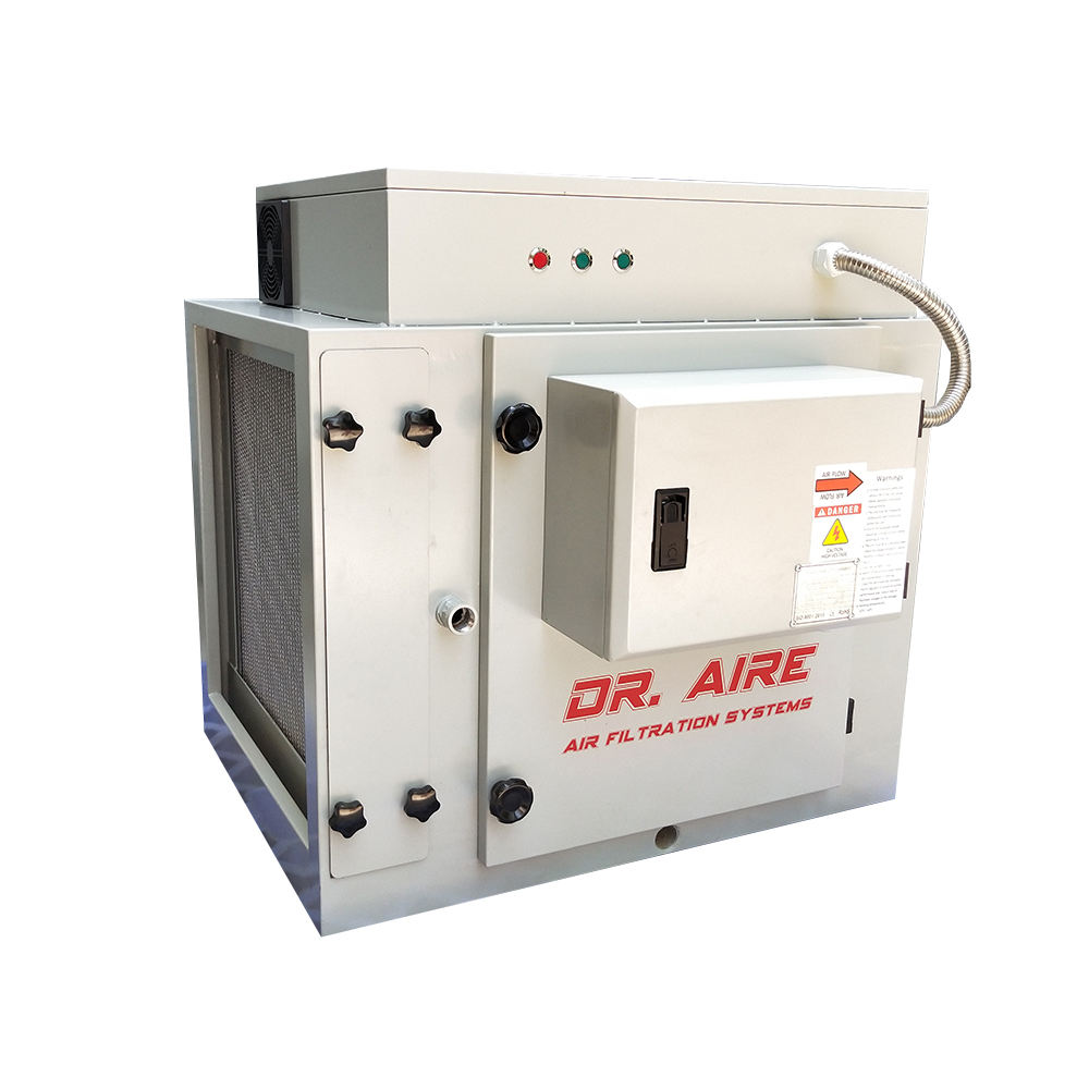 Dr. Aire Auto-cleaning ESP Electrostatic Precipitator