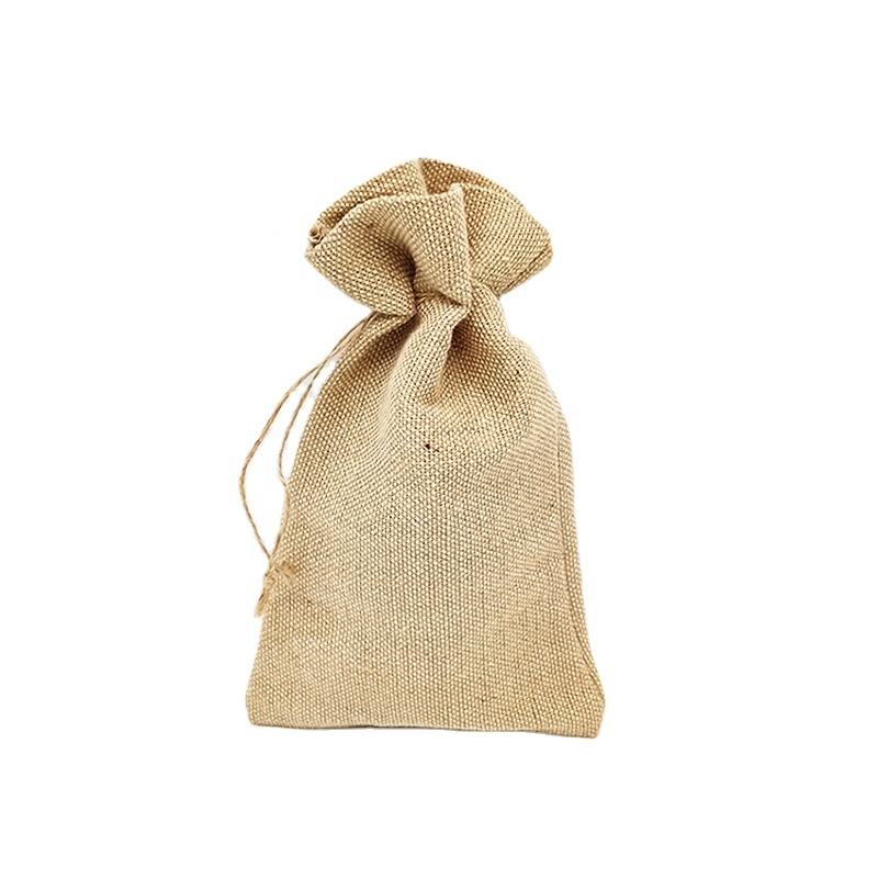 Fashion The Latest Best-Selling High Durable lovely Jute Gift/Daily Life Packaging Bags