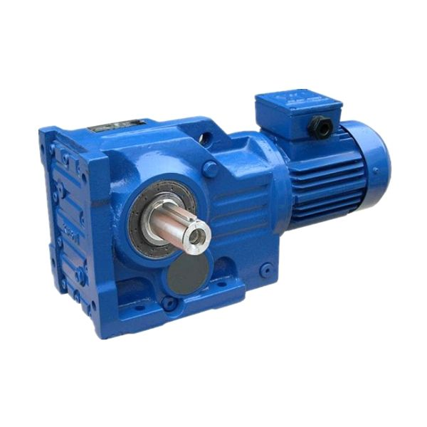 K-series compact structure, light weight, large torque excellent performance Bevel helical geared motor