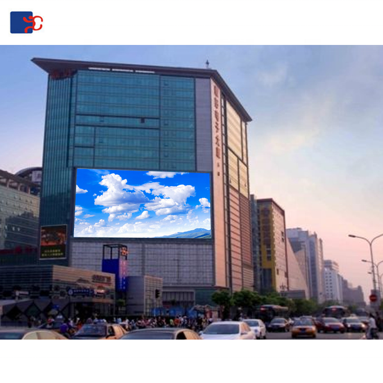Energy saving full color outdoor IP65 level Kinglight P10 LED display billboard