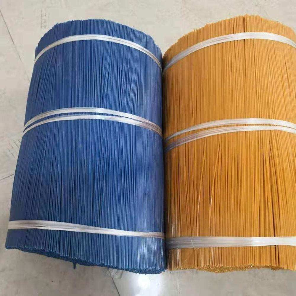 Colorful Sweeping Street Brush Silk and Snow Removal Brush Cleaning Filaments