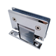 Door Hinge Glass Hinges Fashion Hot Sale 90 Degree Chrome Plate Brass Glass Shower Door Hinge