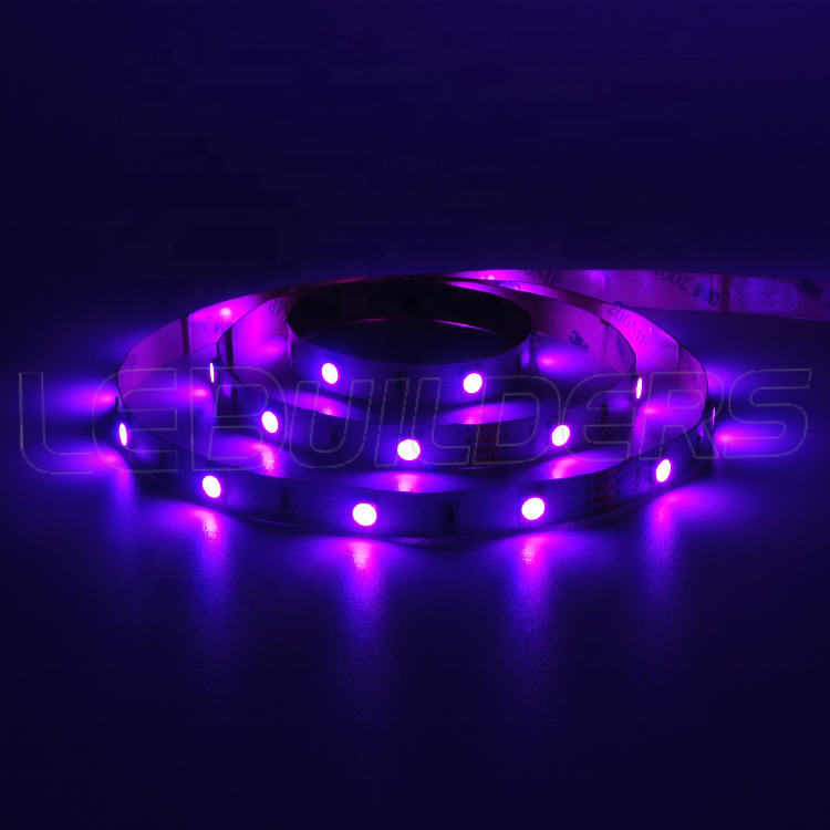 custom UV-C led germicidal light 265nm 275nm 280nm UVC led strip
