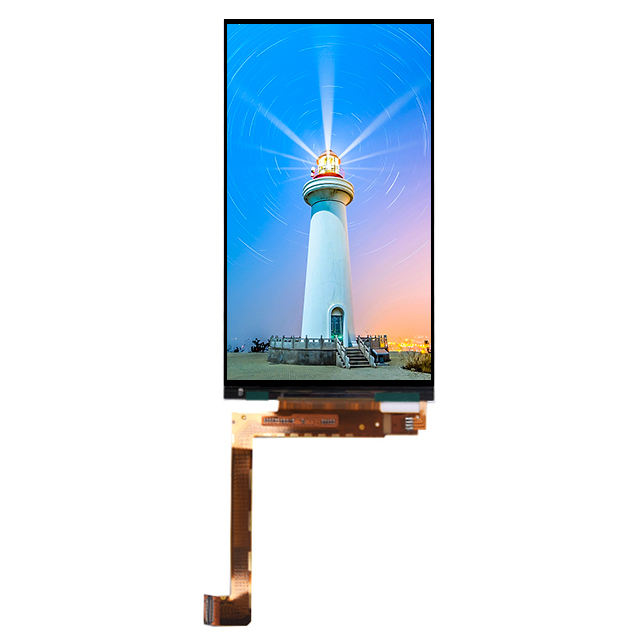 De alta qualidade da Sharp 6 polegadas tft 2K MIPI tela lcd screen display 1440x2560 alto brilho para handheld dispositivo
