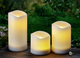 Flameless Decor Solar Light Solar Candle Light-Solar LED Outdoor Solar Decorative Light