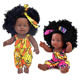 Fashion Doll China Girl Doll Dolls China Factory Oem Reborn Girl Doll African Black Baby Dolls For Kids Gifts
