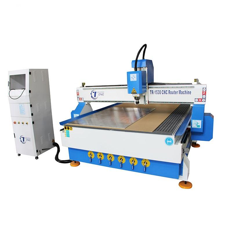 3d cnc wood carving cutting machine 1530 woodworking cnc router machine furniture industry