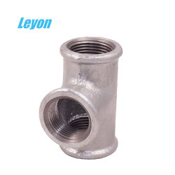 malleable iron pipe fittings beaded pipe fitting names and parts beaded 130 tee beaded with rib equal tee