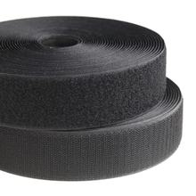 Factory custom self adhesive fastener sticky back to back nylon elastic hook and loop Velcro tape in roll