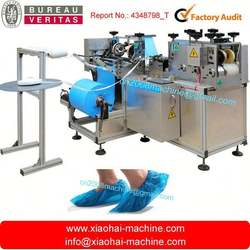 machine to make pe shoe cover