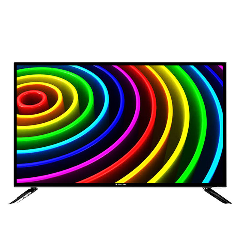 "Factory wholesale 55 inch 4k smart led lcd television High Quality television set led Tv Curved 4k 3d"" smart television"