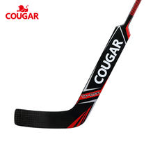 Top Level factory made Senior and Junior use inline hockey and ice hockey 50% carbon fiber Goalie sticks