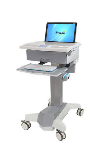 Hospital Use ABS Medical Emergency Trolley/Medical Trolley Equipment Price Best