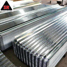 Hdgi Zinc Coated Galvanized Corrugated Steel Sheet/Plate for Roofing