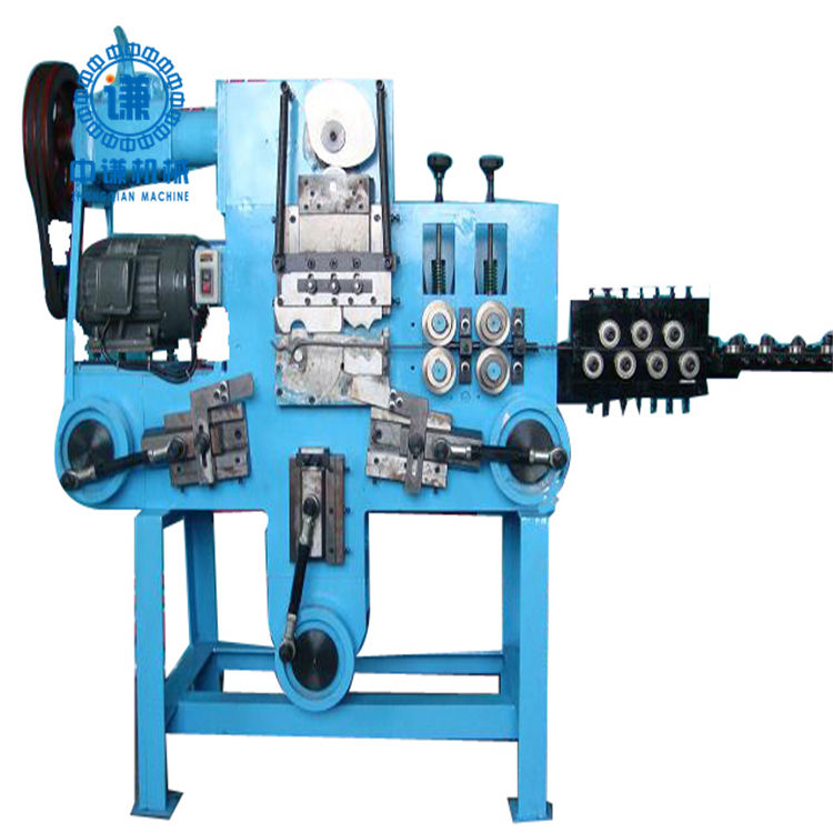 Fish hook forming machine US-236R wire rotating machine spring forming machine