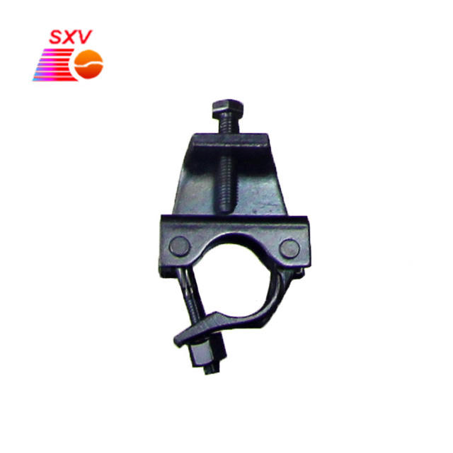 Steel beam support galvanized scaffolding beam clamp
