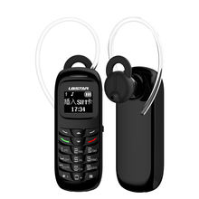 BM70  small phone Bluetooth mini  phone 0.66 inch OLED GSM mini card  Dialer Headset GSM1900 /1800/900 /850 for small Nokia 3310
