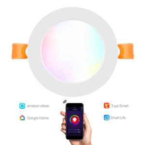 DSX Hot on sell phone control Led Downlights Smart wifi Dimmable RGB+CCT 10W Lights