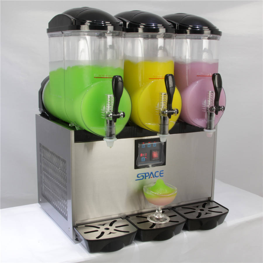 Slush machine manual juice slush machine dispenser italy slush machine for school