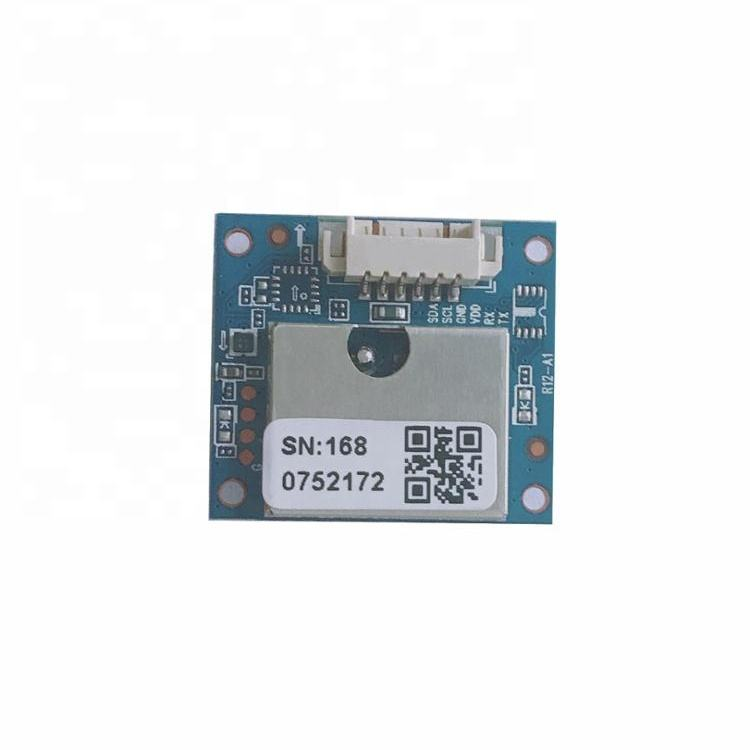 Low power consumption high accuracy 1 meter GPS module receives GPS, GLONASS, QZSS and SBAS signals