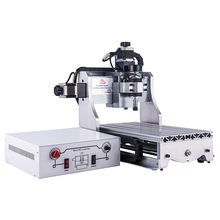 LY Engraver and Milling Machine 300W More Precise Stepping Motor wood 3020 3axis CNC router